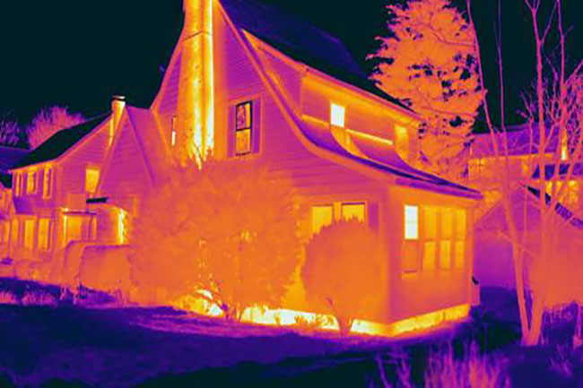 Thermal Inspection Bozeman Montana